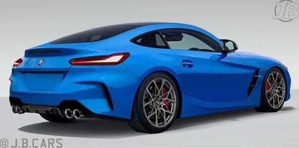 34 All New 2019 BMW Z4 M Roadster Performance