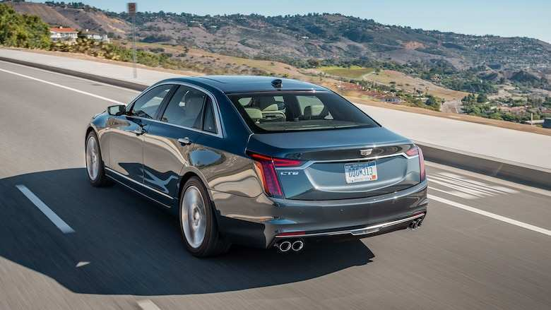 34 All New 2019 Cadillac CT6 Price And Release Date