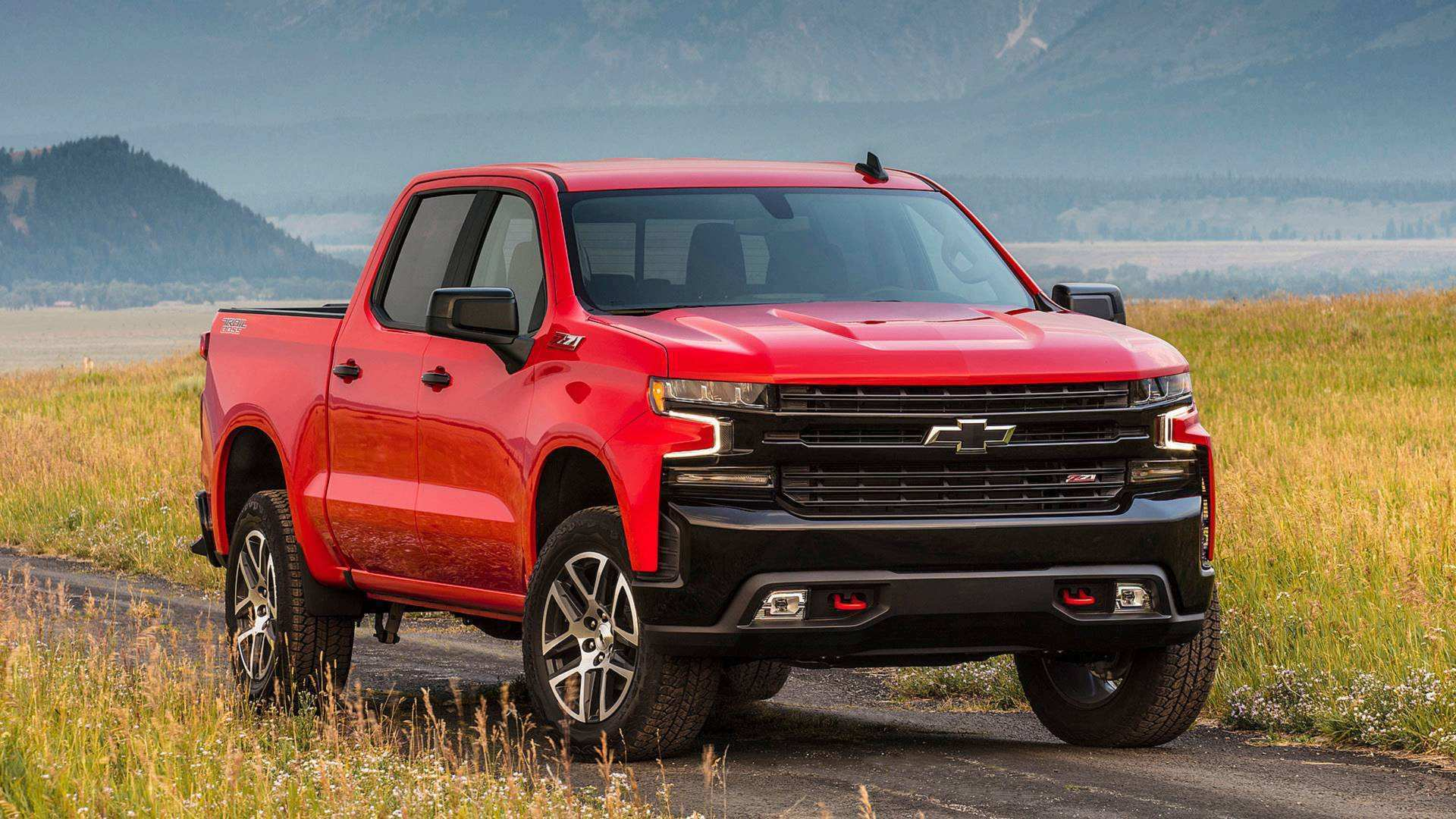 34 All New 2019 Chevrolet Silverado Redesign And Concept