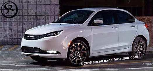 34 All New 2019 Chrysler 100 Sedan New Model And Performance