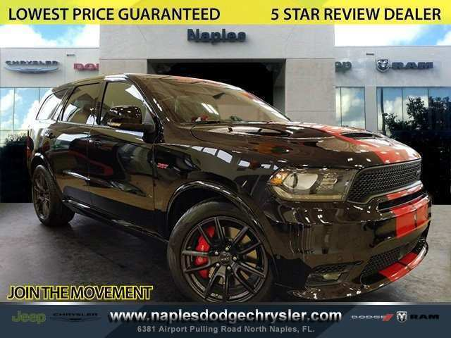 34 All New 2019 Dodge Durango Srt Concept And Review