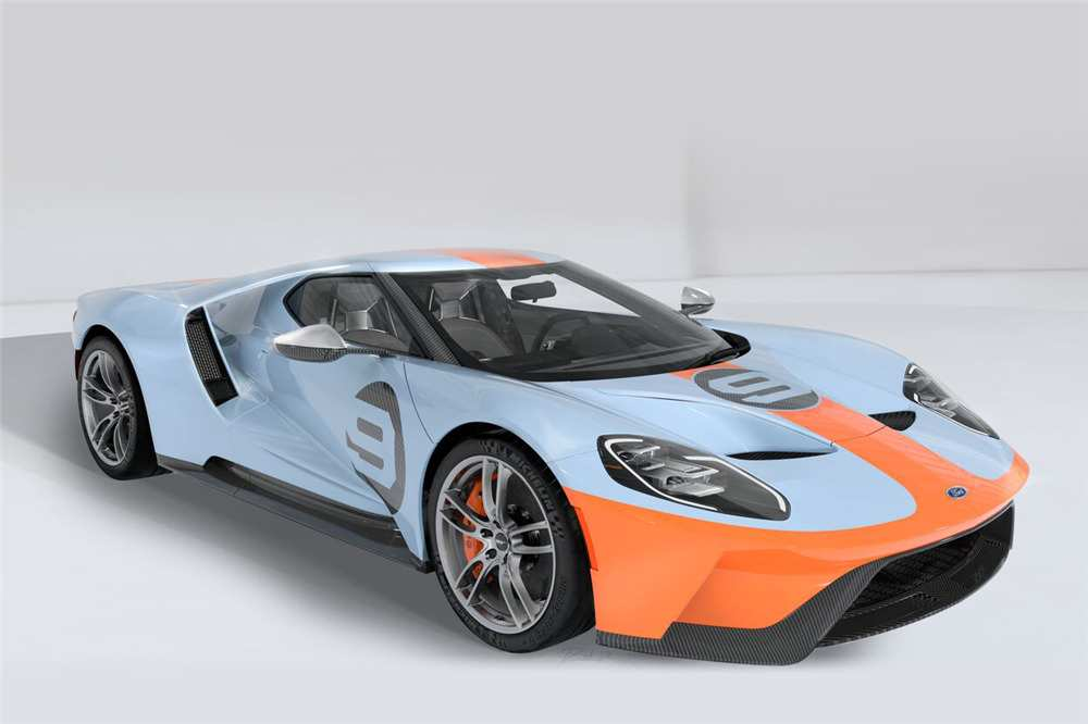 34 All New 2019 Ford GT40 Speed Test