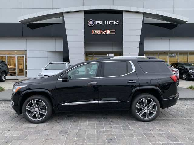34 All New 2019 GMC Acadia Review