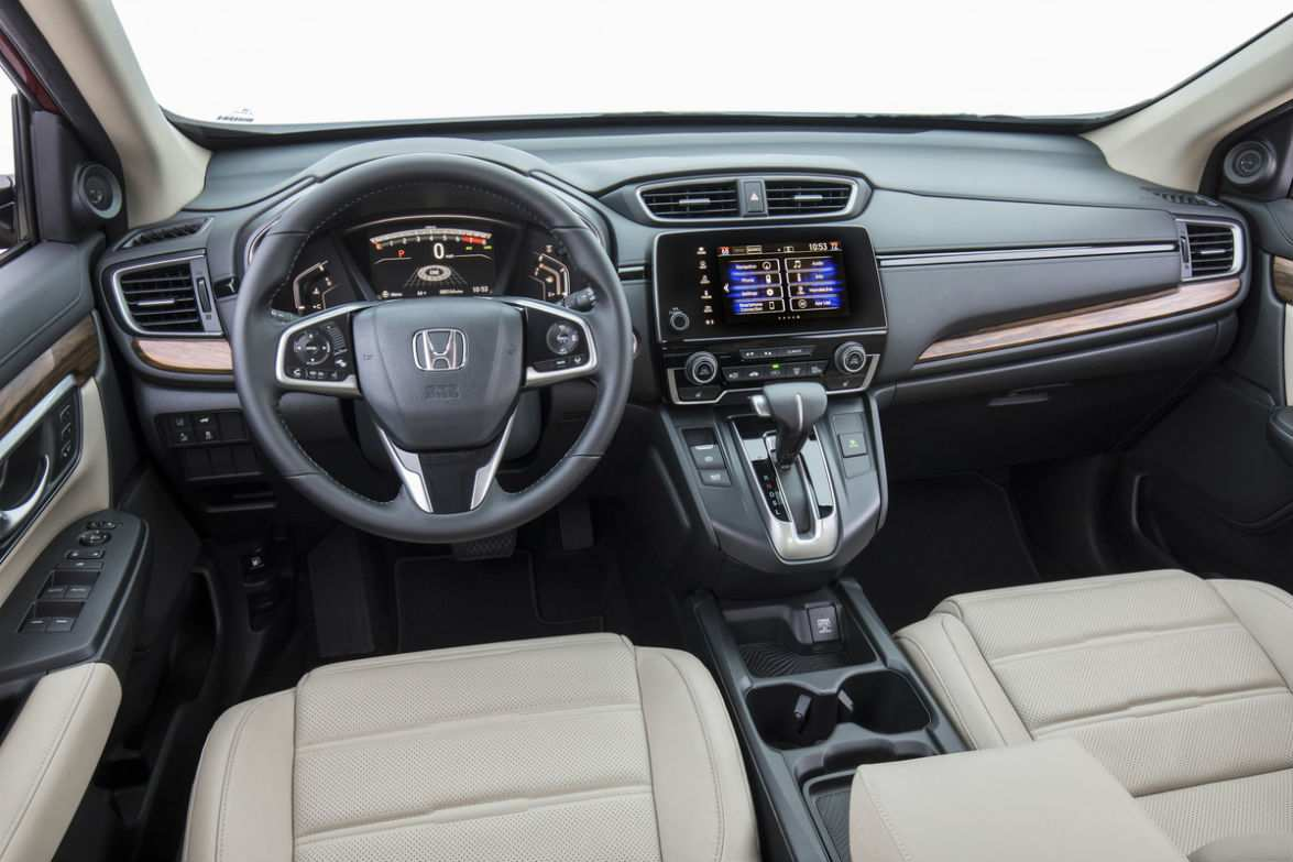 34 All New 2019 Honda CRV Price Design And Review
