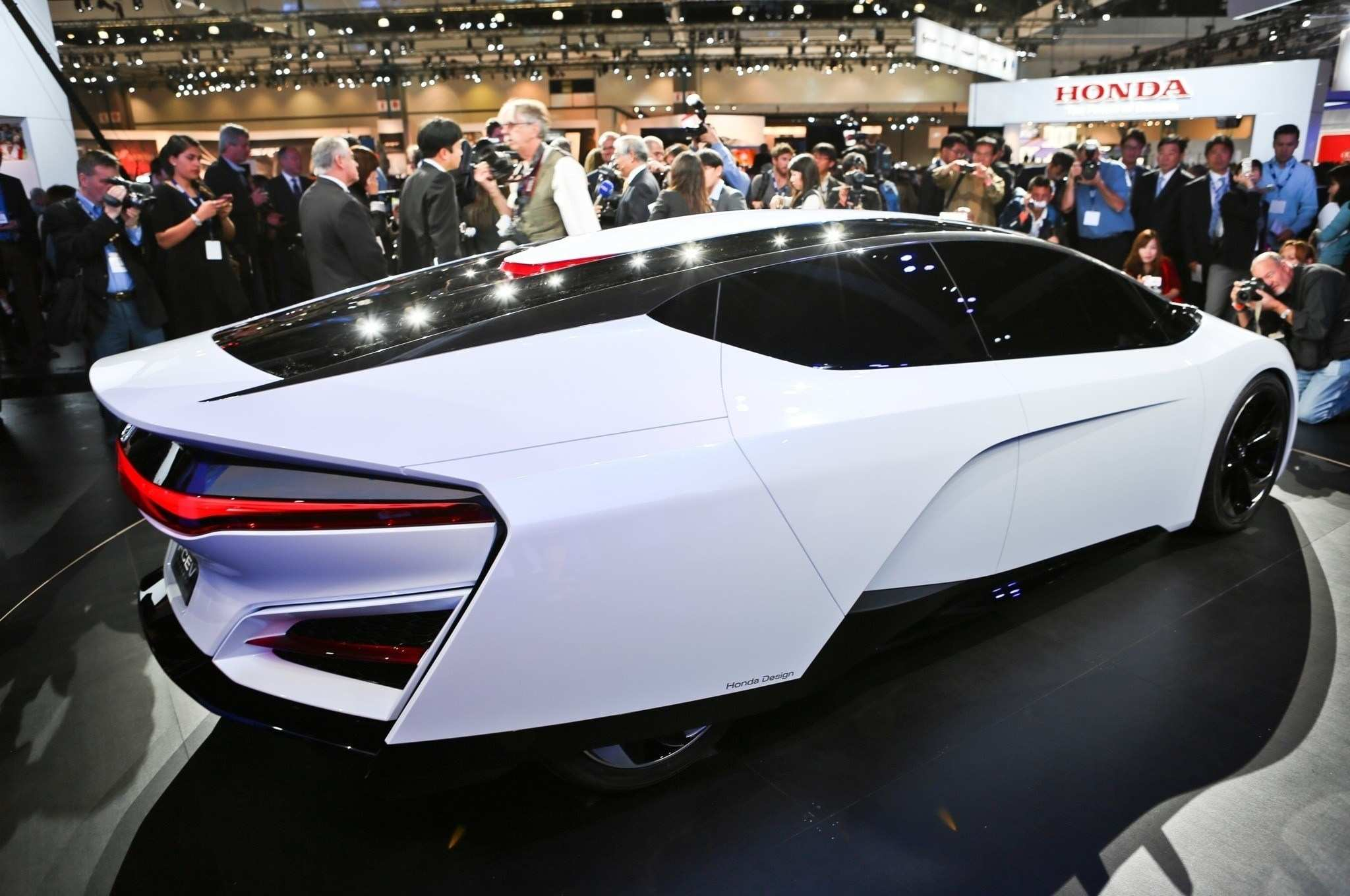 34 All New 2019 Honda Fcev New Concept