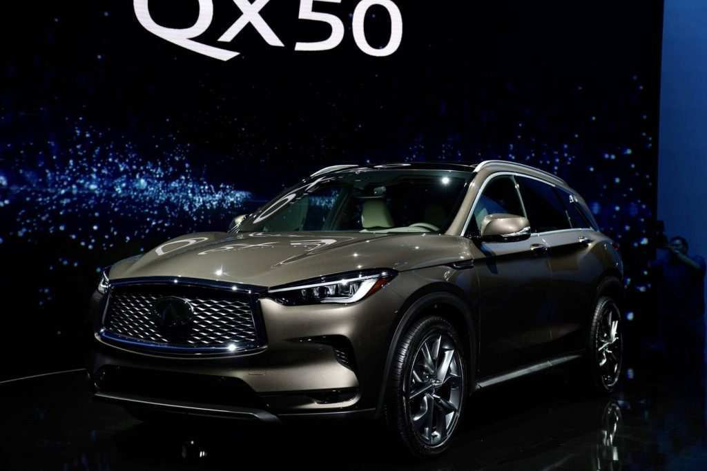 34 All New 2019 Infiniti Qx50 Wiki Redesign