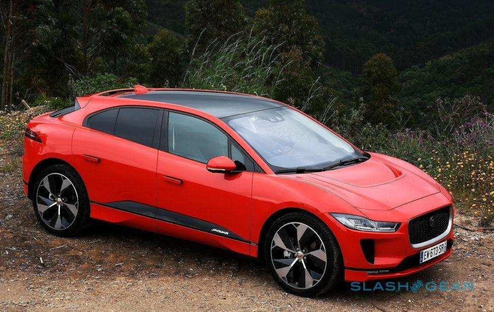 34 All New 2019 Jaguar I Pace Review Interior