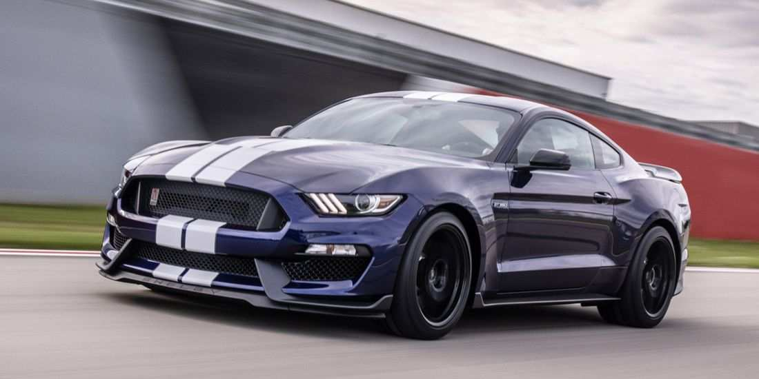 34 All New 2019 Mustang Shelby Gt350 Redesign And Concept