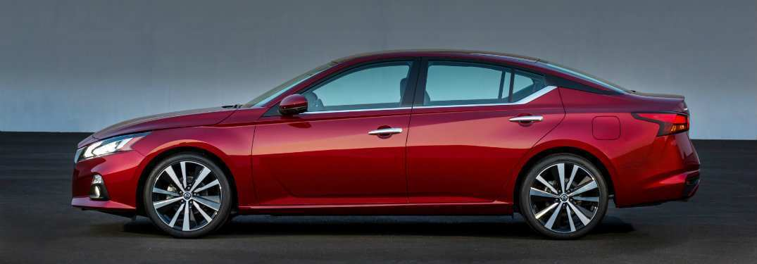 34 All New 2019 Nissan Altima Coupe Picture
