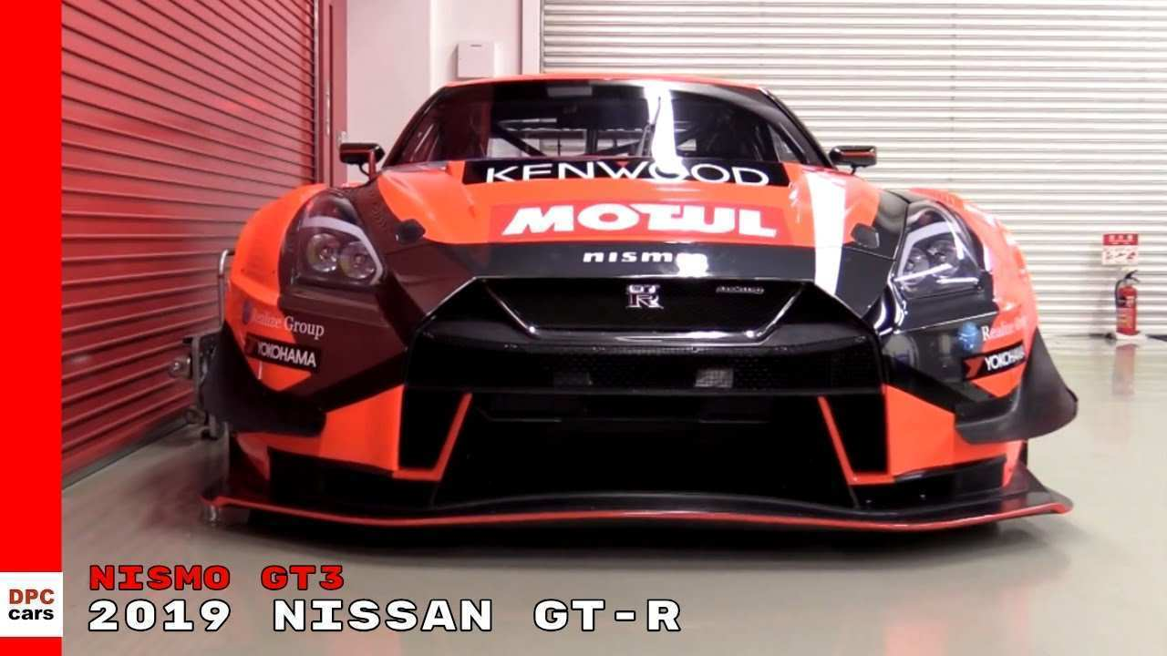 34 All New 2019 Nissan Gt R Nismo Images