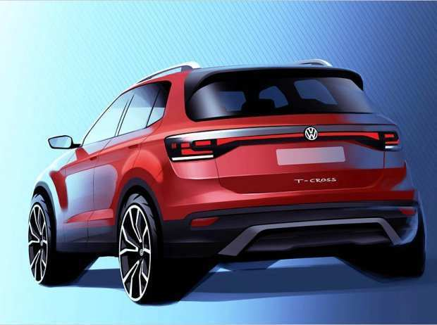34 All New 2019 Volkswagen Cross Price Design And Review