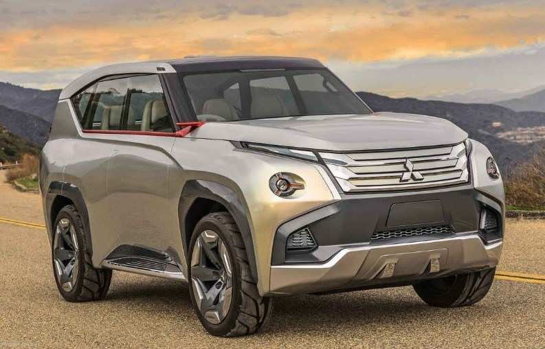 34 All New 2020 All Mitsubishi Pajero Interior