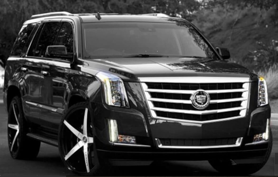 34 All New 2020 Cadillac Escalade Ext Picture