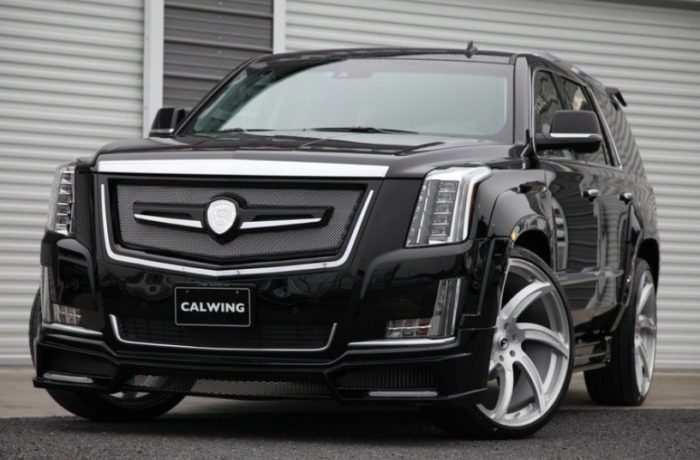 34 All New 2020 Cadillac Ext Picture