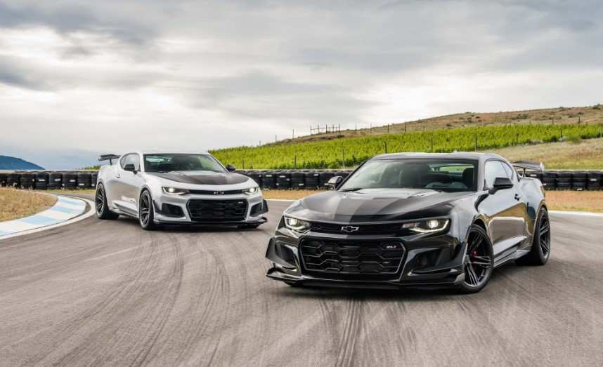 34 All New 2020 Chevy Camaro Competition Arrival Release Date