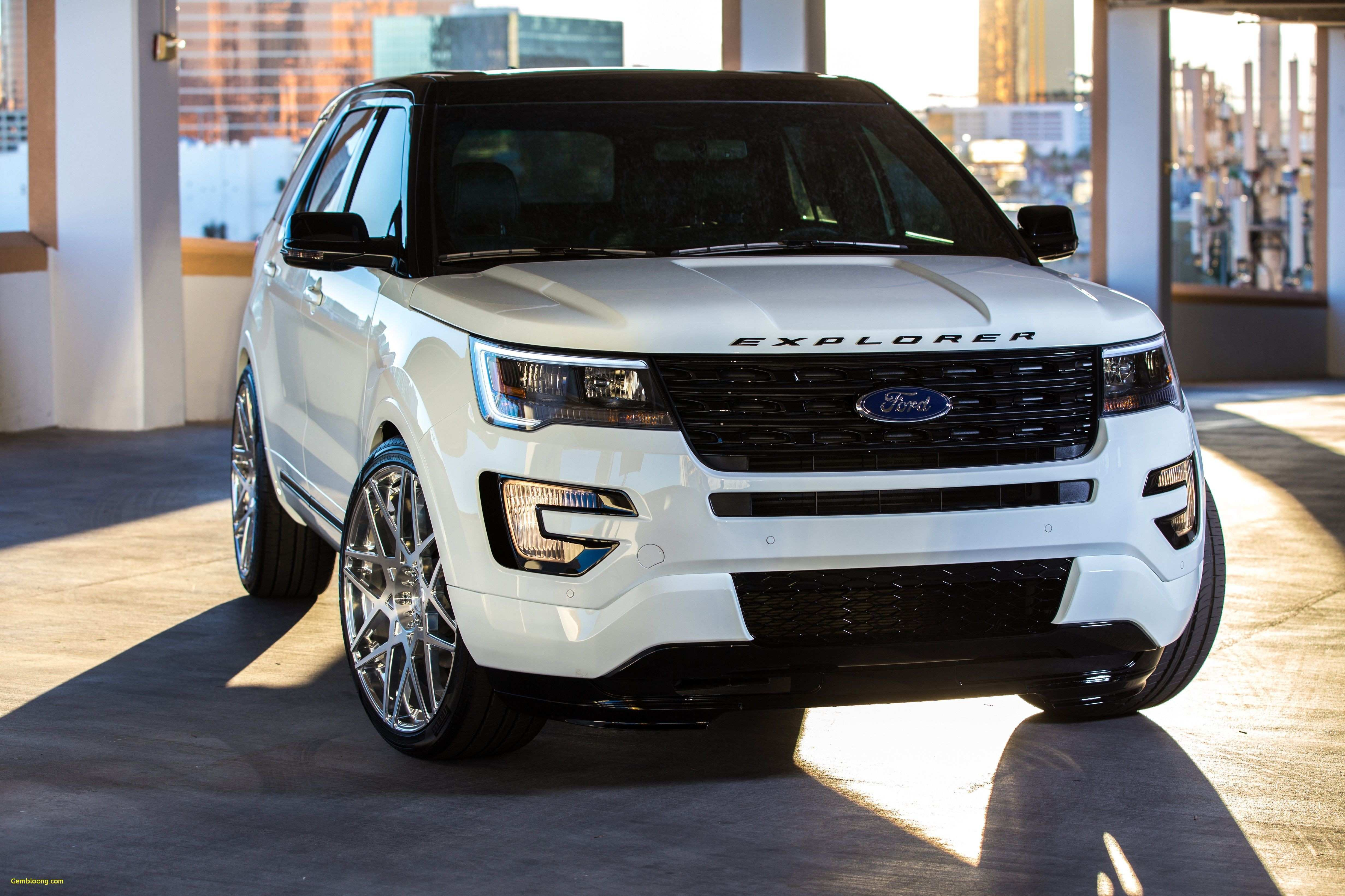 34 All New 2020 Ford Everest Price