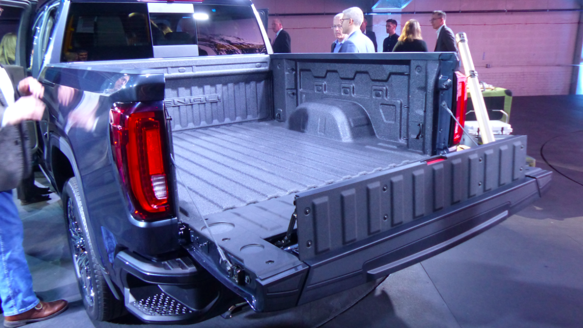 34 All New 2020 GMC Sierra Tailgate Wallpaper