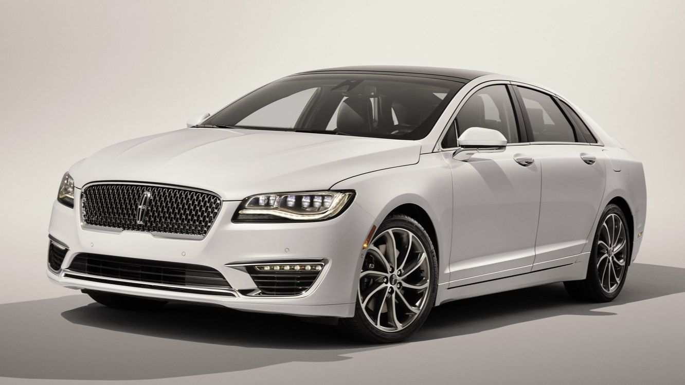 34 All New 2020 Lincoln MKZ Hybrid Redesign And Review