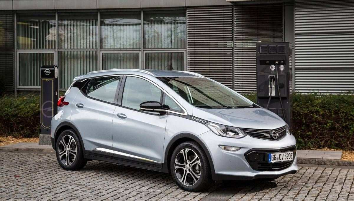 34 All New 2020 Opel Ampera Performance