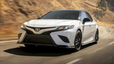 34 All New 2020 Toyota Camry Photos