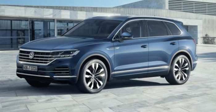 34 All New 2020 Vw Touareg Tdi Review