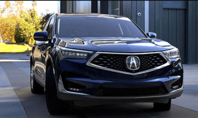 34 All New Acura Rdx 2020 Changes Model