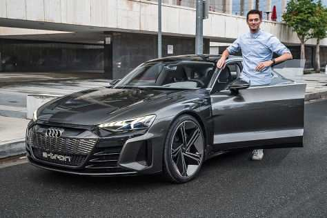 34 All New Audi E Tron Gt Price 2020 Exterior And Interior