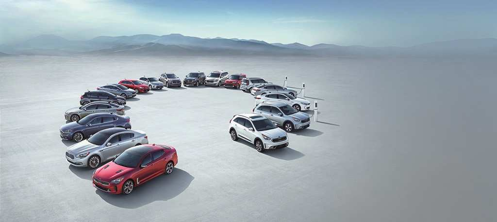34 All New Kia Lineup 2020 Release