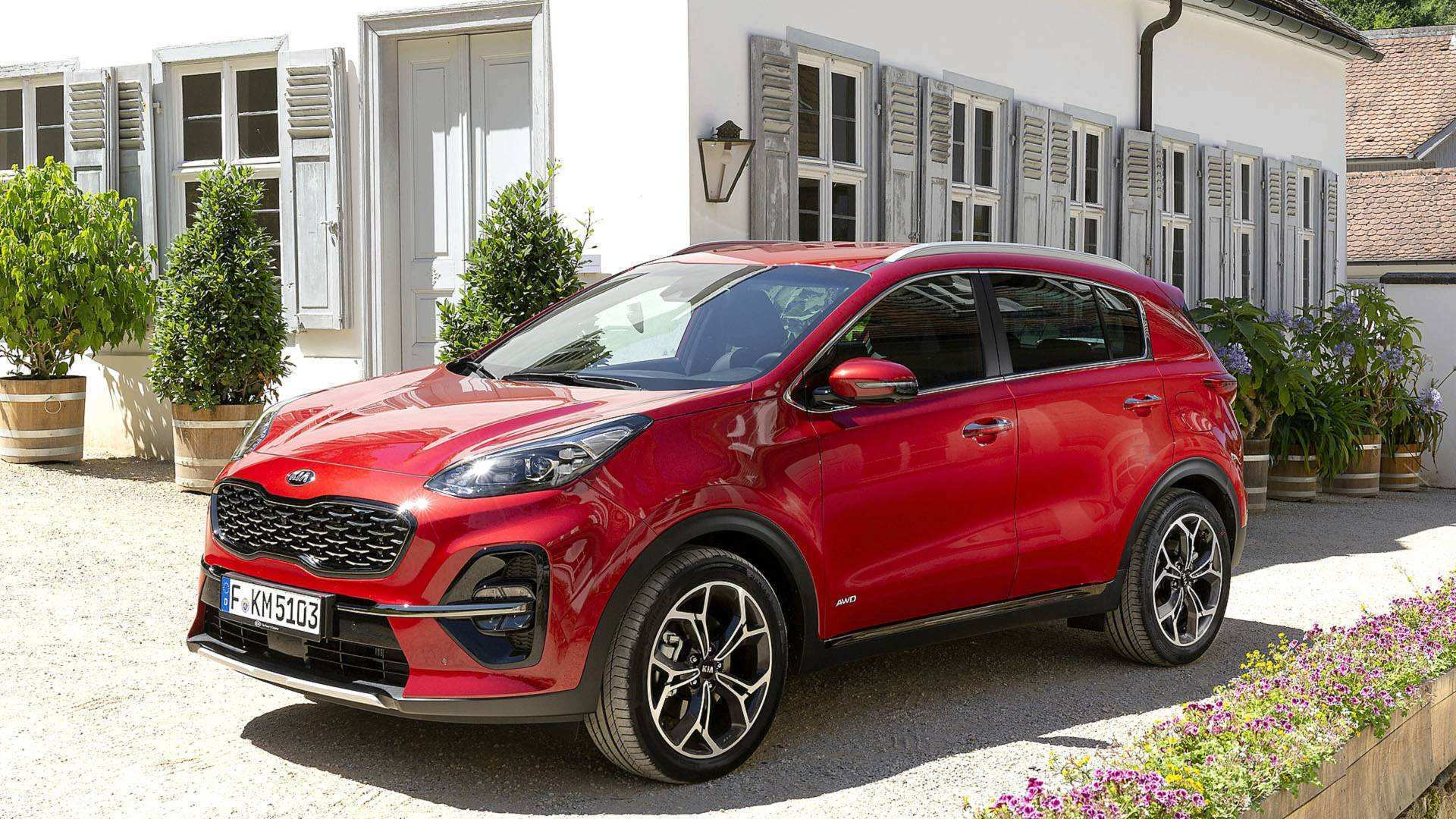 34 All New Kia New Suv 2019 Specs And Review