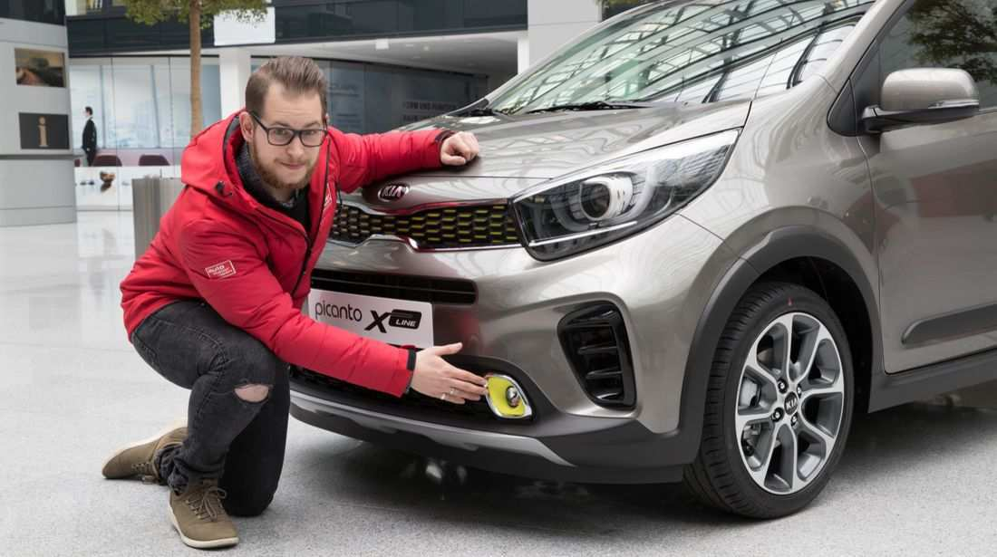 34 All New Kia Picanto 2019 Xline Images