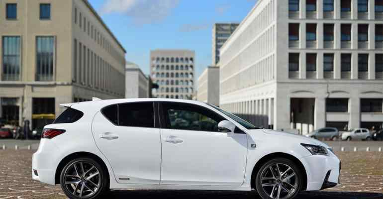 34 All New Lexus Ct 2019 New Model And Performance