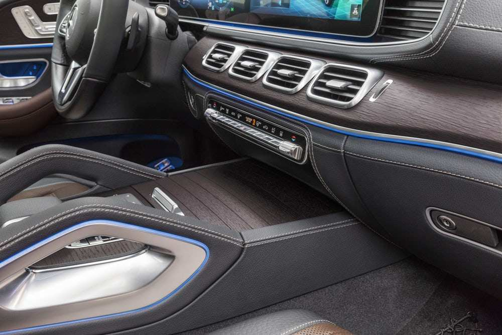34 All New Mercedes Gle 2019 Interior Price Design And Review