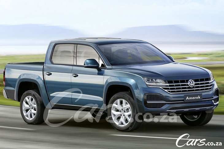 34 All New Volkswagen Amarok V6 2020 Redesign And Review