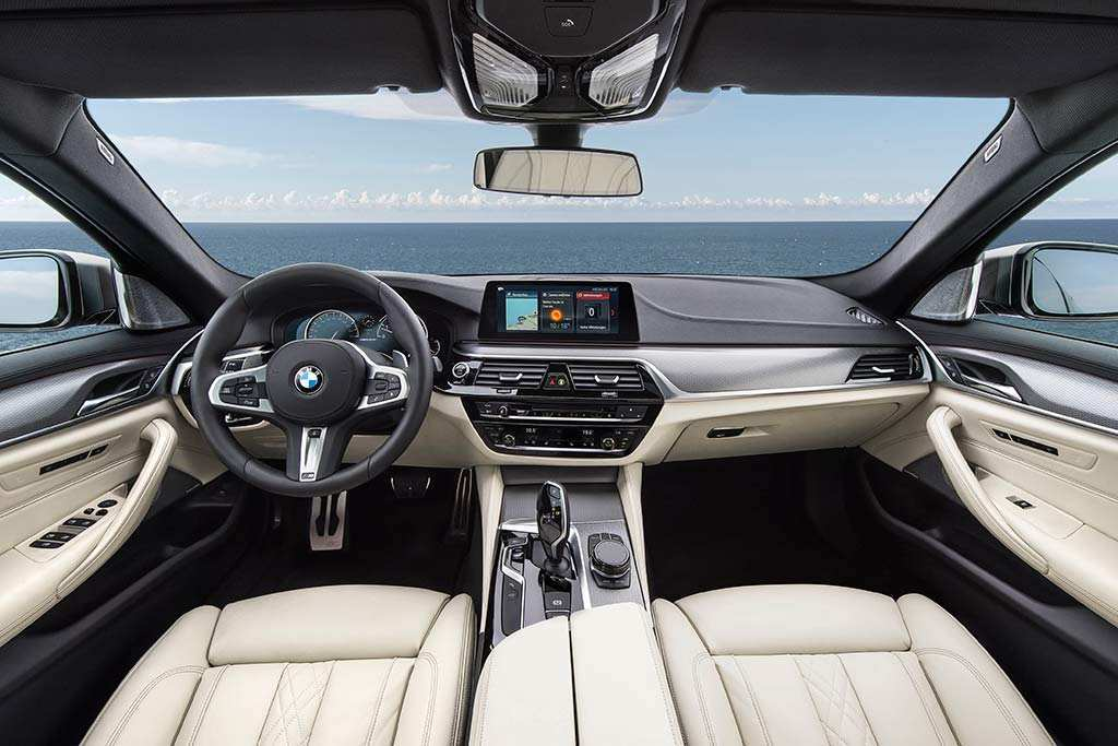 34 Best 2019 BMW 5 Series Exterior And Interior