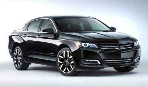 34 Best 2019 Chevy Impala Ss Ltz Redesign And Review