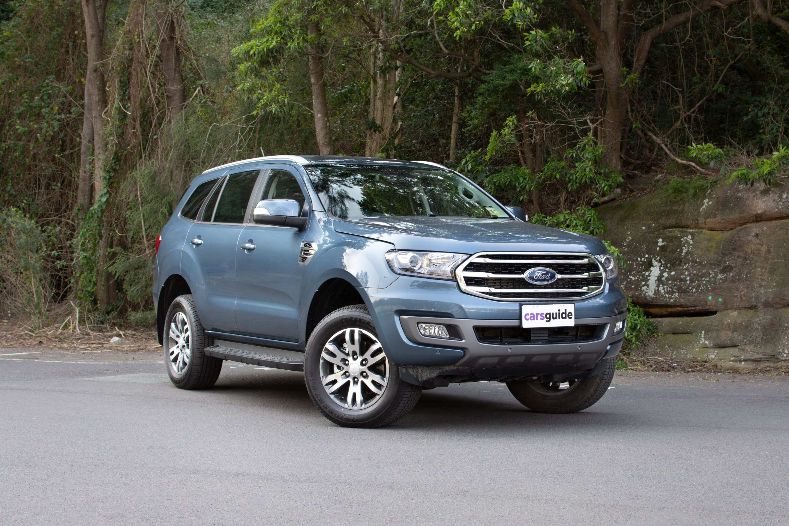 34 Best 2019 Ford Everest First Drive