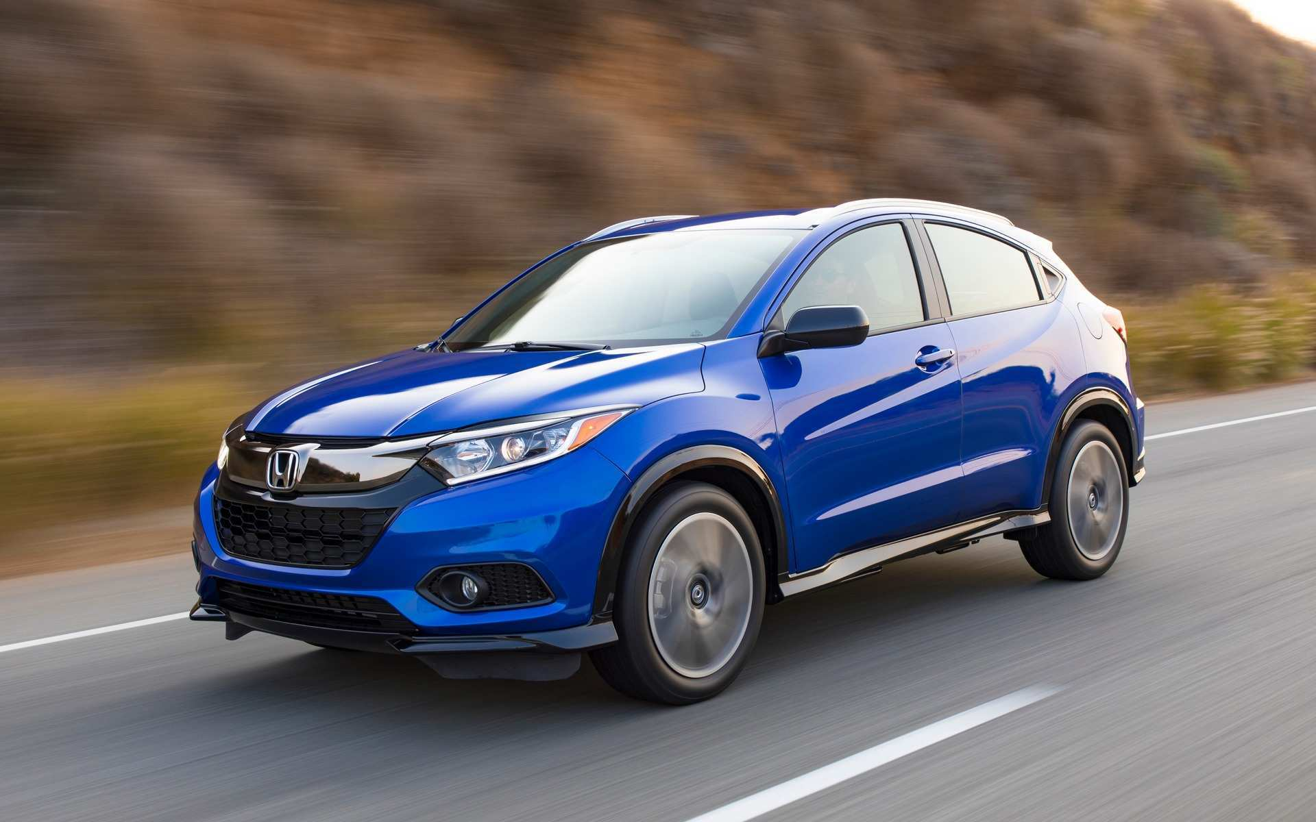 34 Best 2019 Honda HR V Concept And Review
