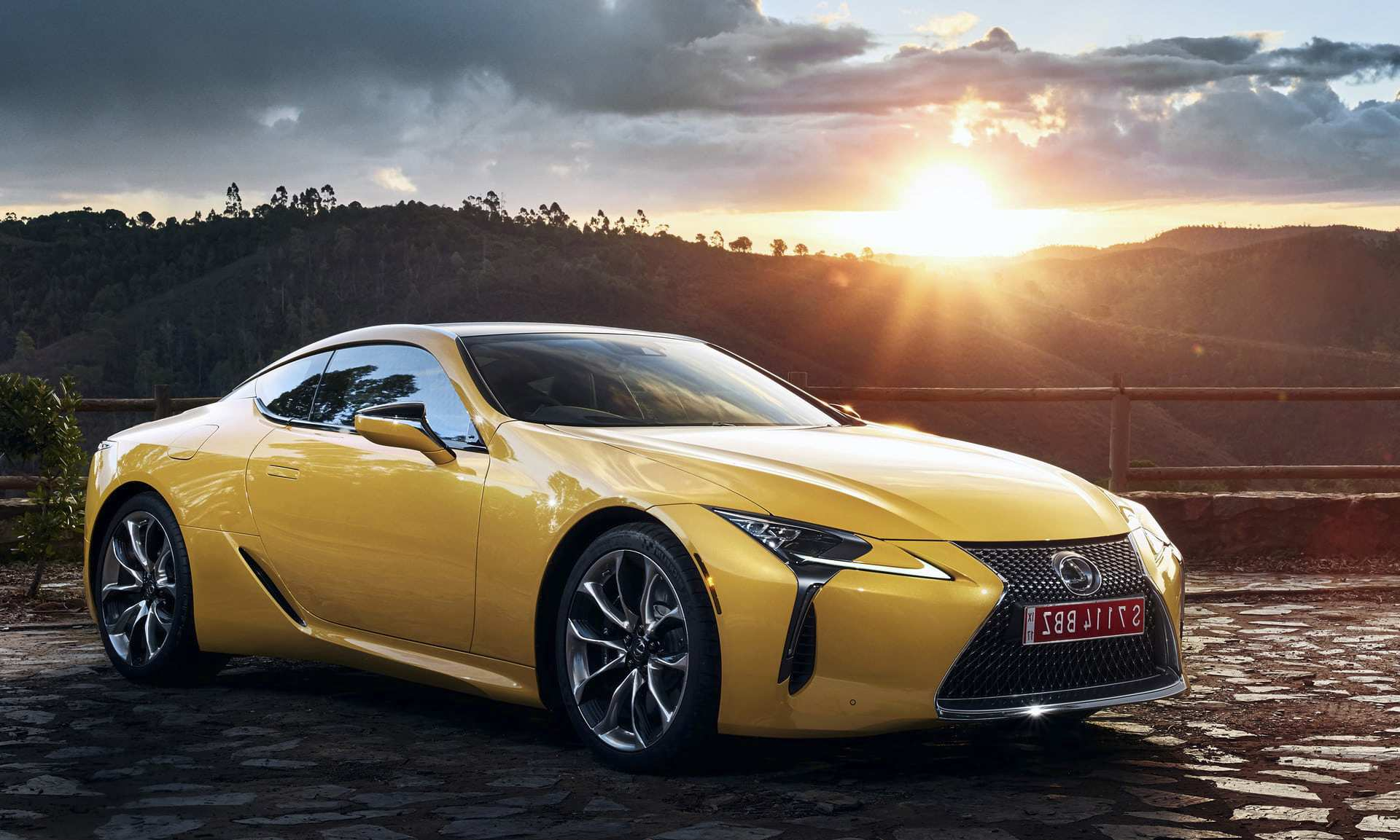 34 Best 2019 Lexus LF LC Release Date And Concept