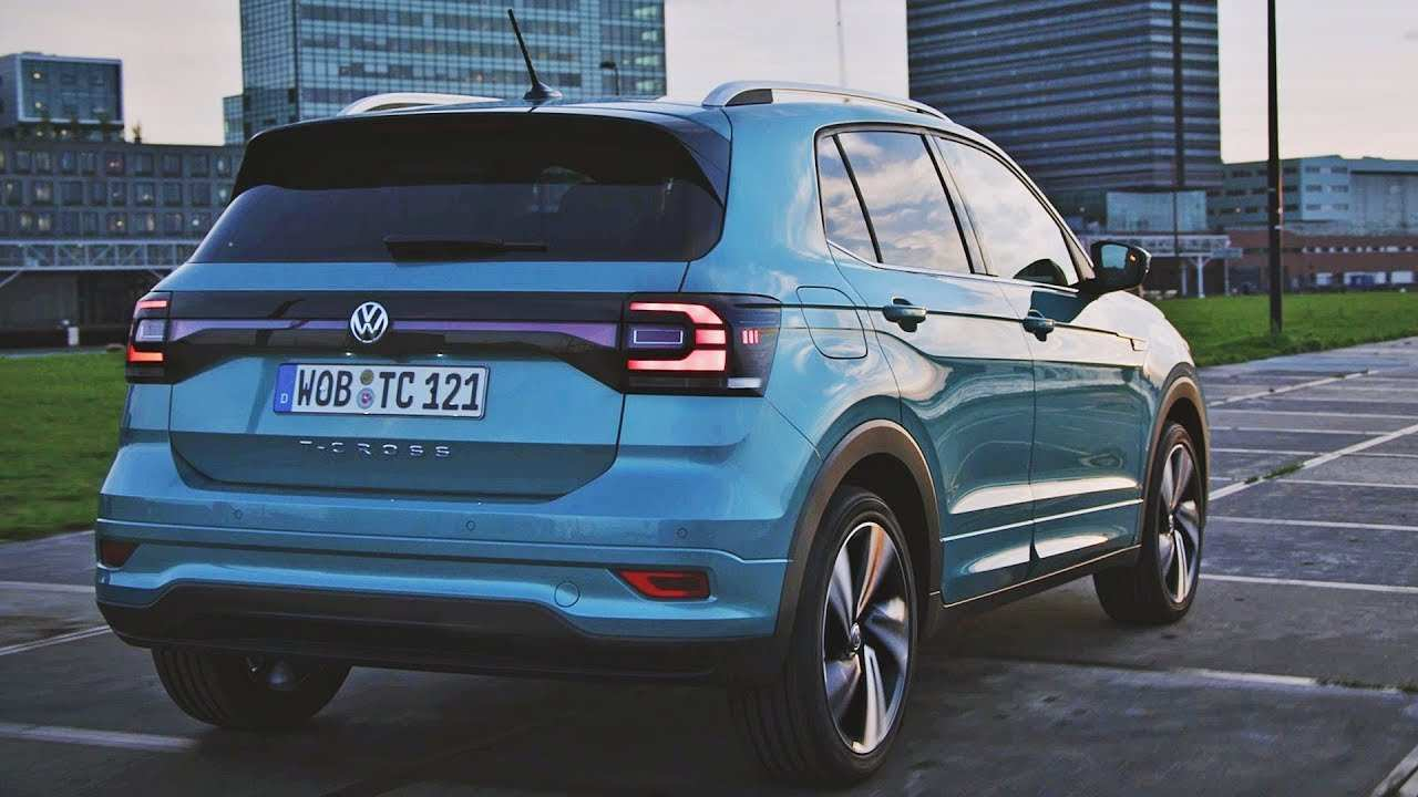 34 Best 2019 Volkswagen Cross Redesign And Concept