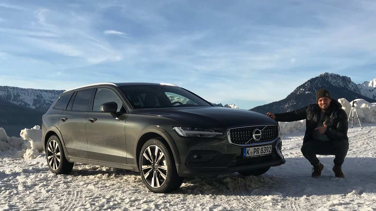 34 Best 2019 Volvo V60 Cross Country New Review