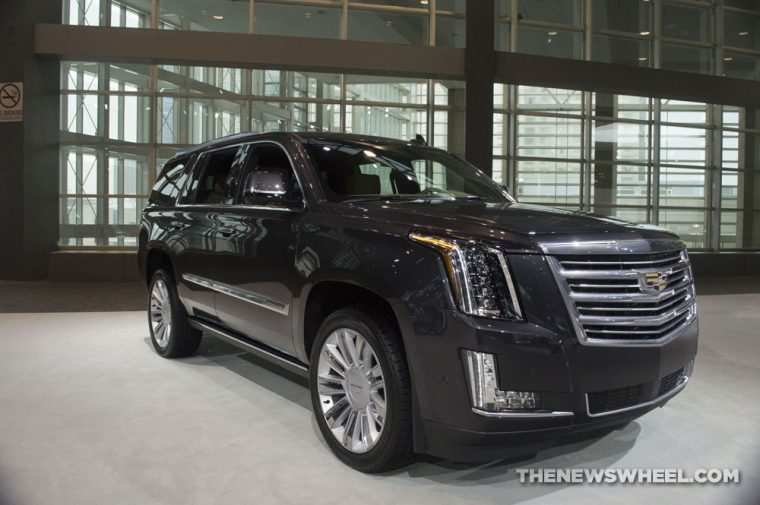 34 Best 2020 Cadillac Escalade Vsport Overview