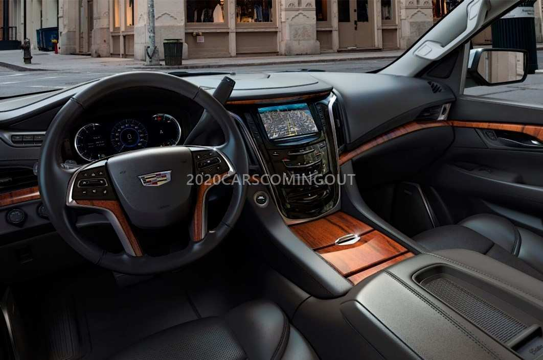 34 Best 2020 Cadillac Ext Style
