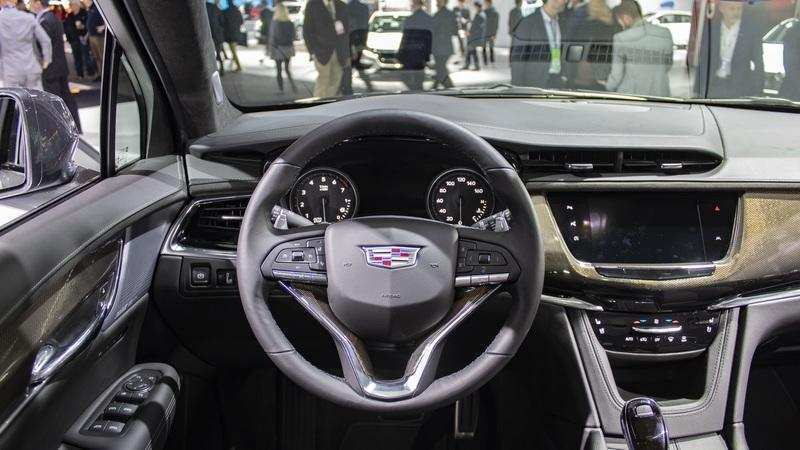 34 Best 2020 Cadillac Xt6 Interior Redesign And Concept