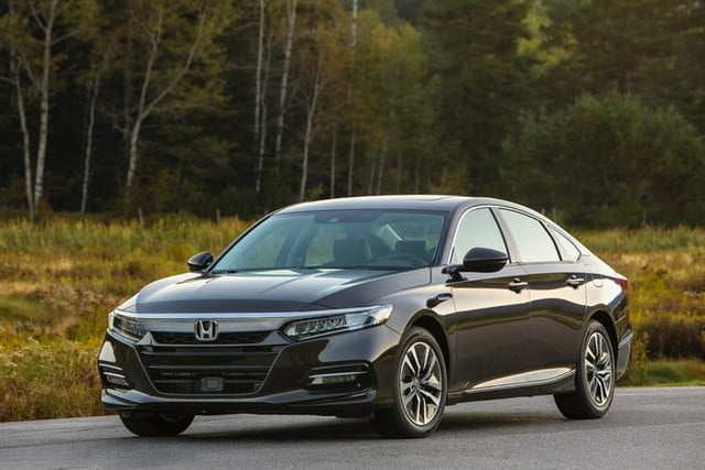 34 Best 2020 Honda Accord Hybrid Price Design And Review