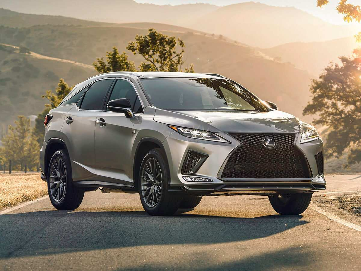 34 Best 2020 Lexus Rx 350 F Sport Suv New Model And Performance