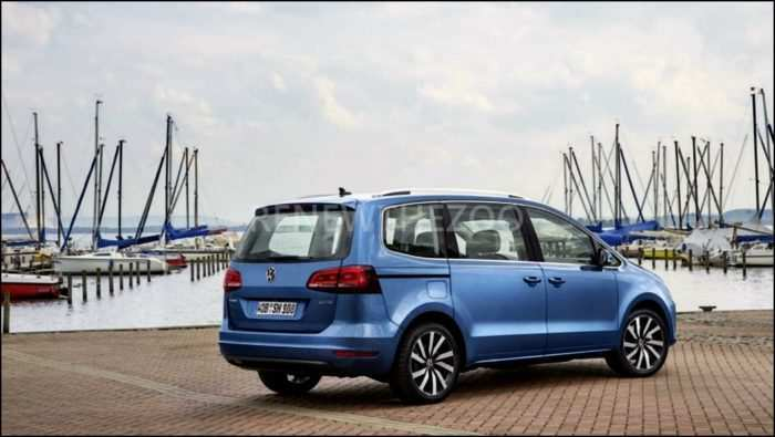 34 Best 2020 VW Sharan Price And Review