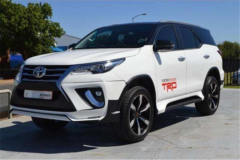 34 Best Fortuner Toyota 2019 Redesign