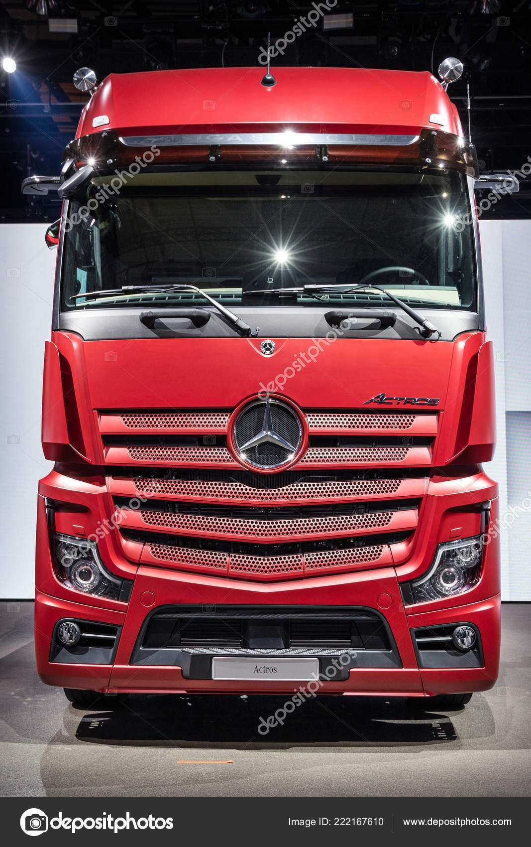 34 Best Mercedes Truck 2019 New Concept