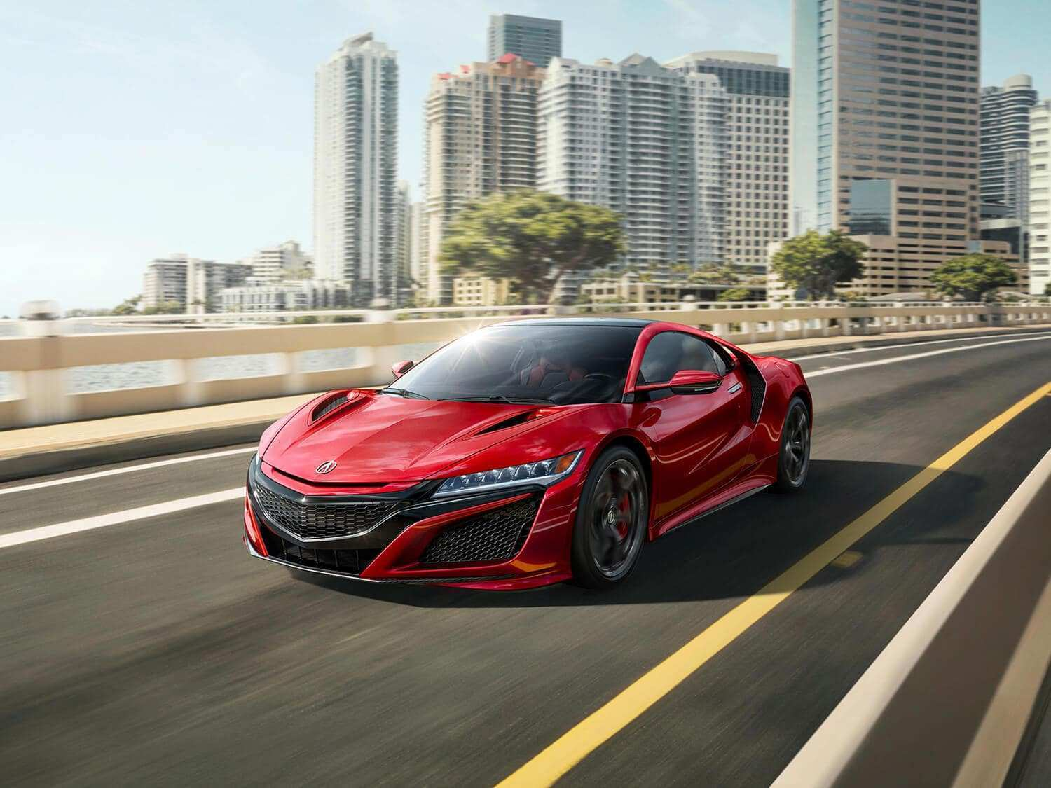 34 New 2019 Acura NSX Release Date And Concept