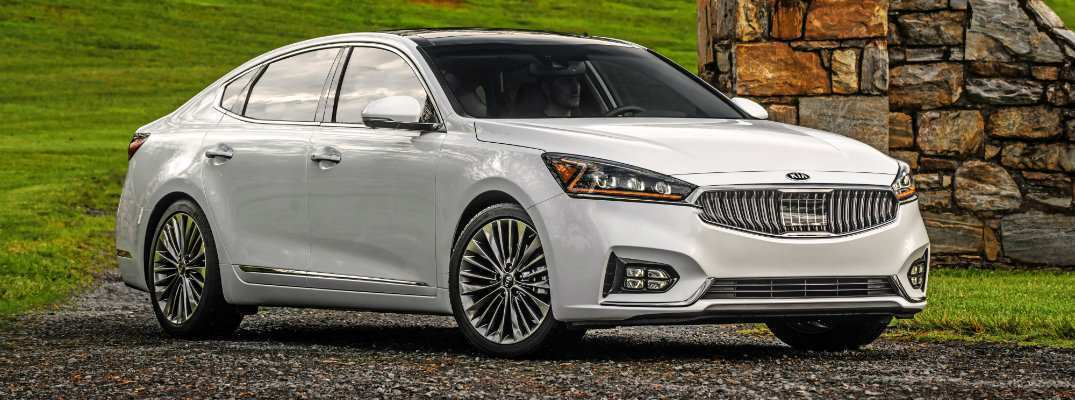 34 New 2019 All Kia Cadenza Redesign